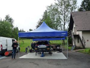 Essais WRC